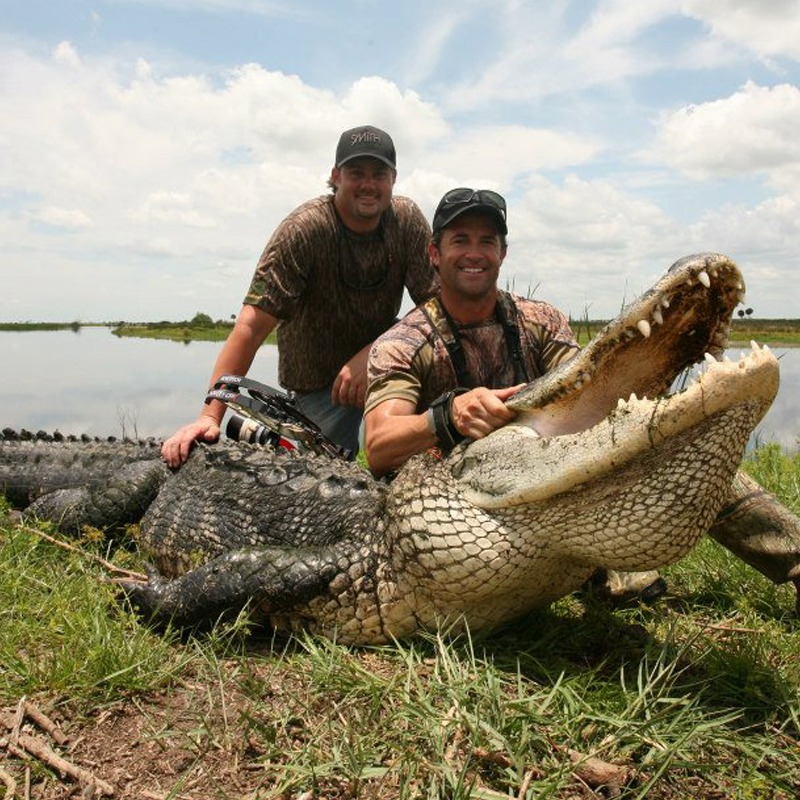 Season 2, Florida Gator Raid
