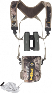 DIY elk hunt do it yourself elk hunting guide Binocular Holster | Pure Hunting