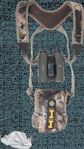 DIY elk hunt do it yourself elk hunting guide Binocular Holster | Pure Hunting