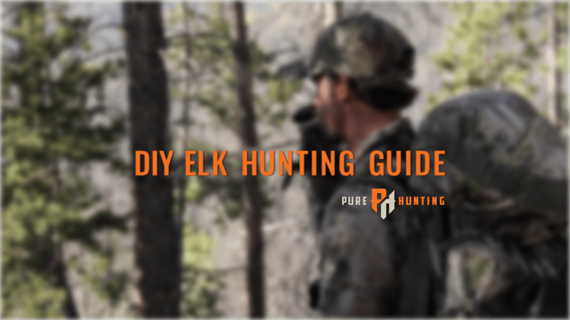 DIY elk hunt do it yourself elk hunting guide | Pure Hunting