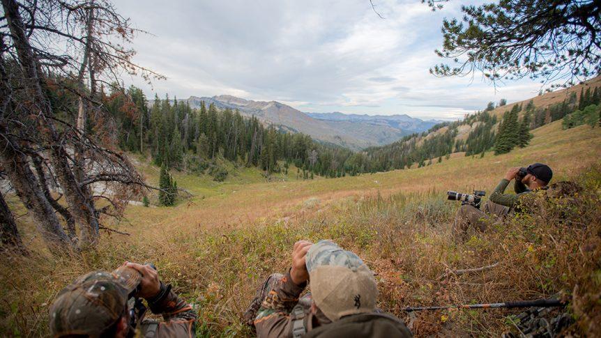 Hunting maps