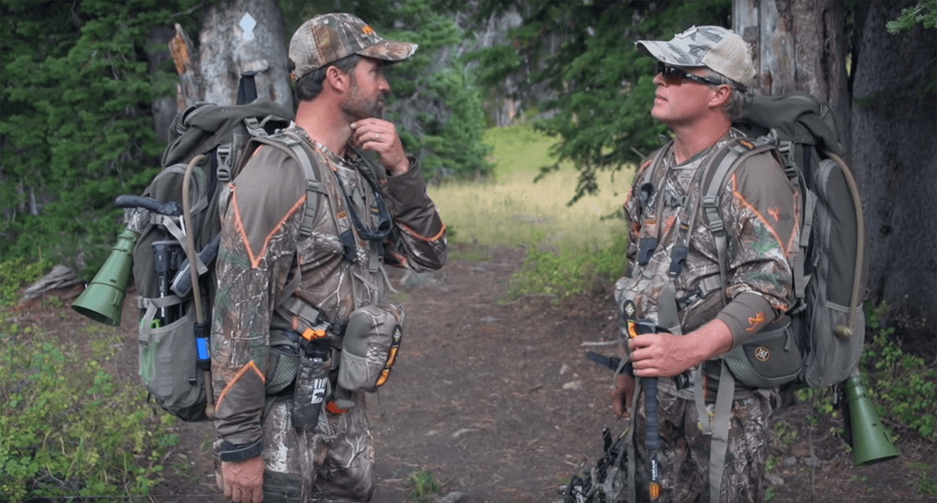Tips And Tactics Bow Hunting Elk In September Pure Hunting